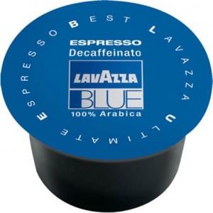 Caffè Lavazza Blue Decaffeinato 100 Cialde