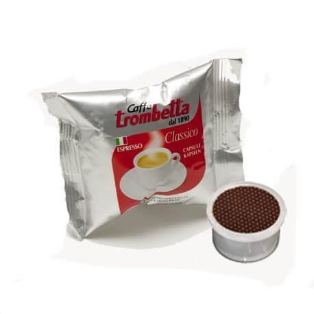 Compatibili Lavazza Point Caffè Trombetta Classico 100 Cialde