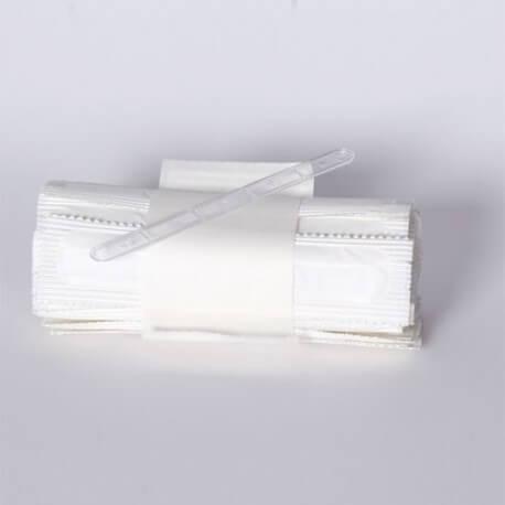 Palette in Plastica per Caffè con incarto singolo 95mm (Mazzette da 50 pezzi).