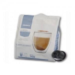 Cappuccino Nescafè Dolce Gusto Compatibili 16 Capsule Gimoka