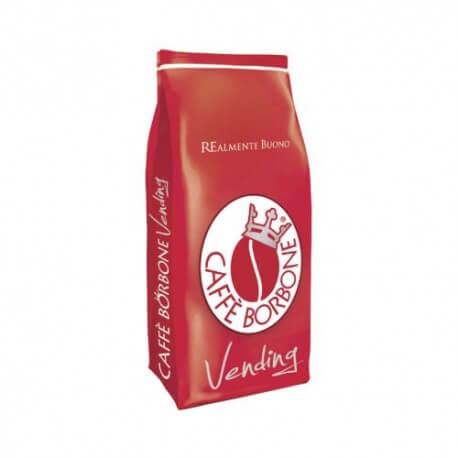 Caffè Borbone in Grani linea vending Miscela Rossa 1Kg