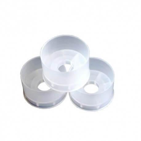 5 Adattatori per capsule Lavazza Point in plastica