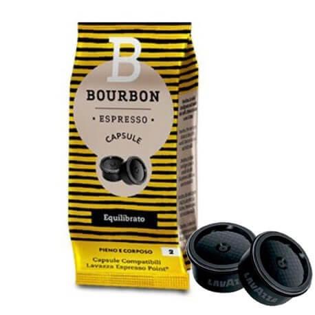 Bourbon Equilibrato 100 cialde Lavazza Espresso Point