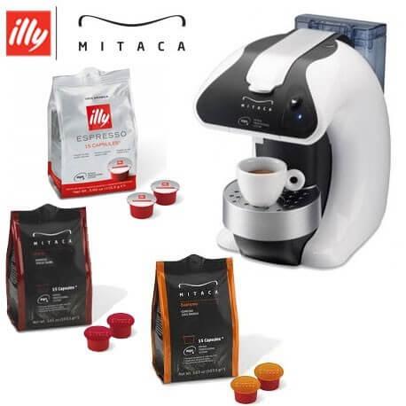 Macchine Caffè Illy - –Mitaca M4 in Vendita su okcialde.it