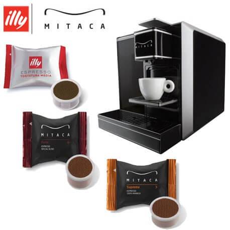 Illy Mitaca Macchina Da Caffe Per Ufficio Con Capsule Linea Ies