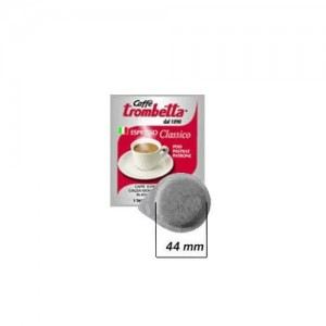 150 Cialde carta caffè Trombetta Classico