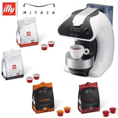 illy e mitaca macchina caff in comodato d 39 uso gratuito