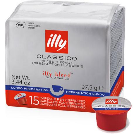 Illy Espresso Lungo MPS 90 Capsule