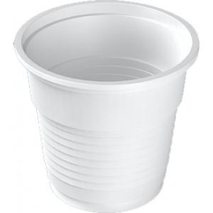 Bicchiere in Plastica Trasparente 80cc (50 Pezzi)