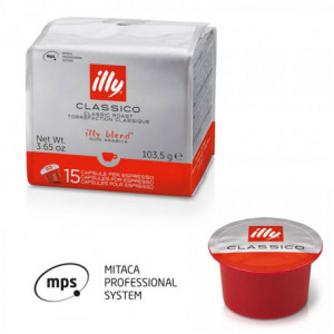 Capsule illy MPS Tostatura Media
