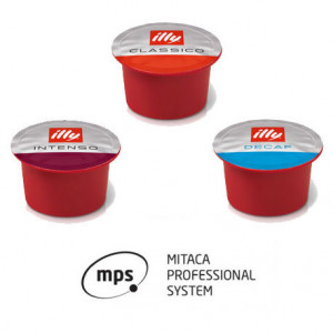 270 Capsule Illy MPS anche Miste
