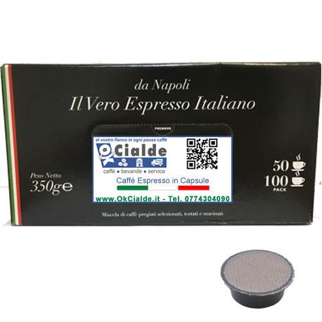 200 capsule compatibili Lavazza A Modo Mio okcialde