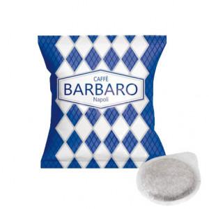 50 cialde filtro carta Barbaro Miscela blu