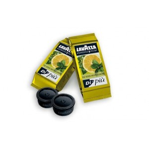 50 Capsule Lavazza Espresso Point The Verde Menta e Limone