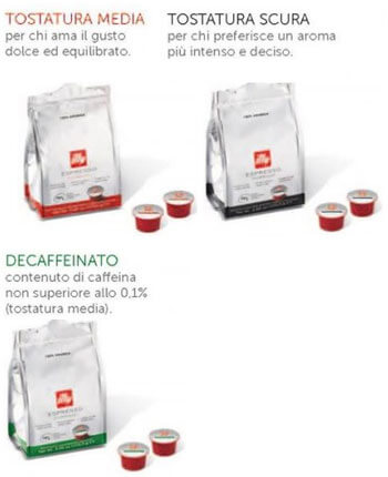 capsule illy