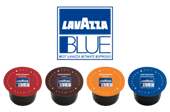 Cialde Lavazza Blue
